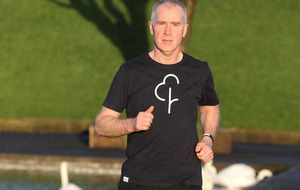 'Parkrun Jim' set set to join exclusive 250 club