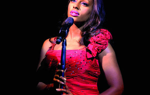Alexandra Burke shines opposite Co Down actor in Bodyguard musical