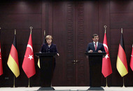 Germany and Turkey agree plans to tackle Syria refugee crisis
