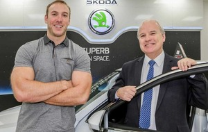 Ferris keeps on driving forward with Skoda
