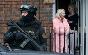 Permanent armed garda unit for Dublin after gang murders