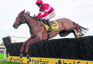 Conti is in fine form ahead of Betfair Ascot Chase