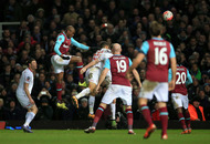 Ogbonna's late header snatches win against Liverpool