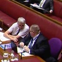 Under pressure Jim Wells still in frame for election