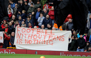 Liverpool owners in ticket price u-turn after fans' outrage