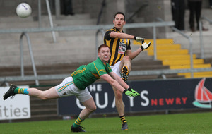 Any sort of win will do for Crossmaglen - Aaron Kernan