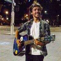 Video: Portrush singer Dave Mullan's Justin Bieber cover goes viral after busking in Sydney Central