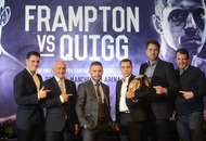 Quigg has beat better than Carl Frampton - coach Joe Gallagher