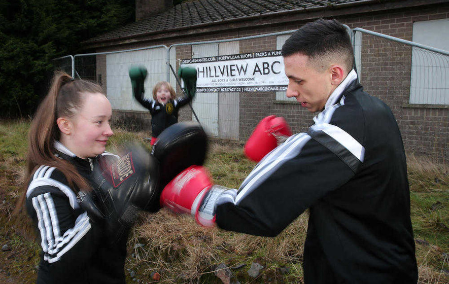 Homeless boxing club seeking new site at Belfast Zoo