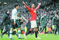 On This Day - Feb 12: Luis Suarez apologises for not shaking Man U defender Patrice Evra's hand