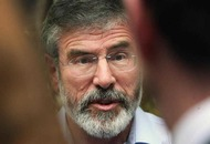 Video: Party leaders join forces to attack Gerry Adams in leadership debate