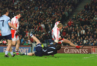 On This Day - 2005: Tyrone's Owen Mulligan dashes Dublin dreams