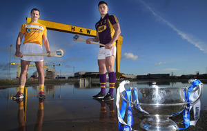 Loughgiel's Liam Watson hungry to carve new Antrim hurling chapter