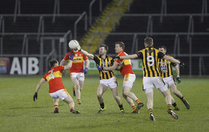 Crossmaglen lose semi-final in first five minutes of second-half