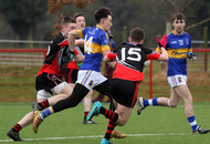 Molloy edges it for St Louis Ballymena against St Eunan's