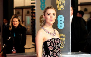 Irish stars take to red carpet for Bafta ceremony