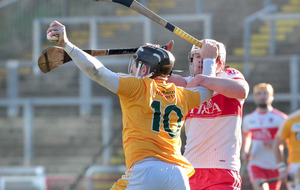 Antrim move through the gears to defeat hard-working Derry