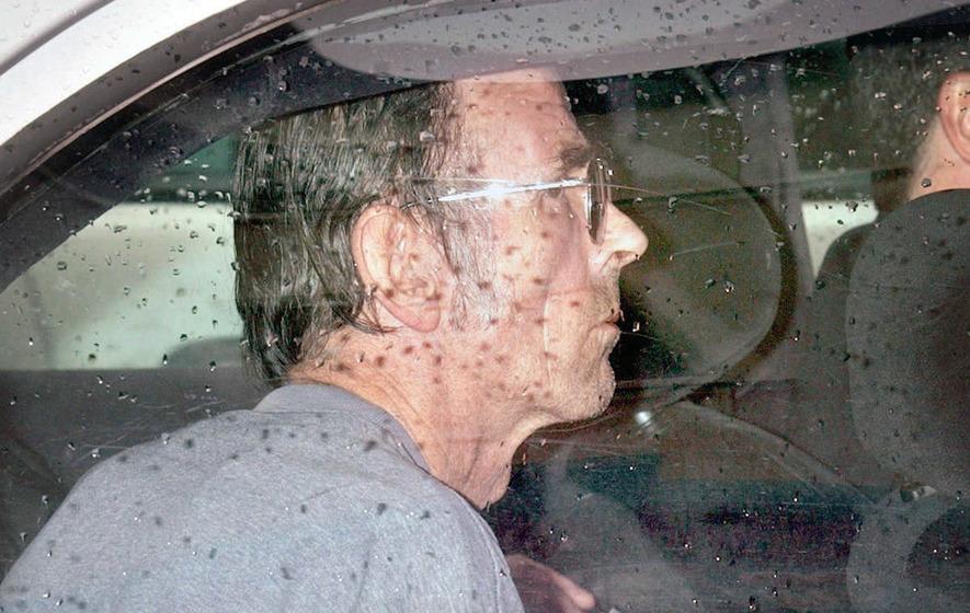 Child killer Robert Howard 'posed extreme danger' to Arlene Arkinson