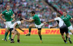 Payne the latest doubt for Ireland ahead of Twickenham trip