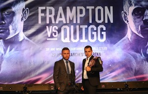 Collins predicts emotional war between Frampton and Quigg