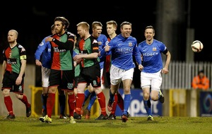 Warrenpoint Town revival is halted by Dungannon Swifts