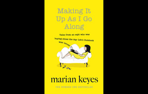 Marian Keyes on coping with life's highs and lows