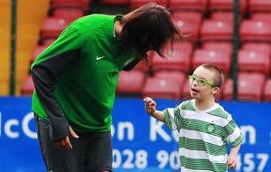 Father of Celtic super fan Jay Beatty meets online troll