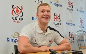 Stuart Olding signs new three-year deal with Ulster