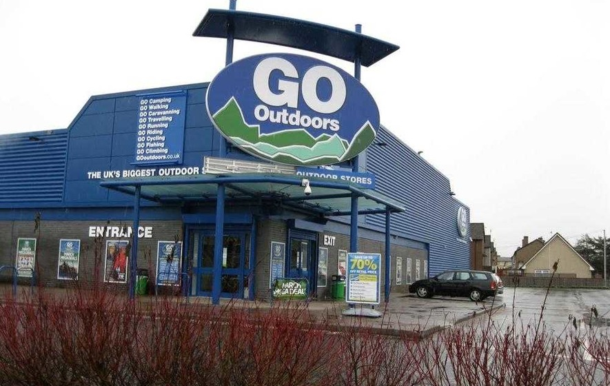 Go Outdoors first Irish outlet set for summer opening in Belfast