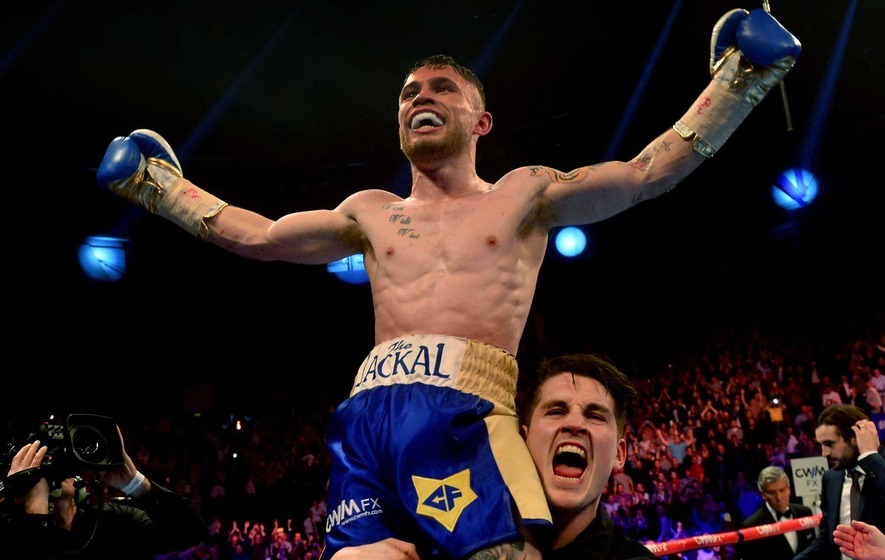 Rigo has great expectations of Frampton scalp after Dickens