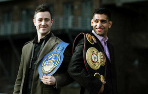 Carl Frampton can't depend on the luck of the fighting Irish