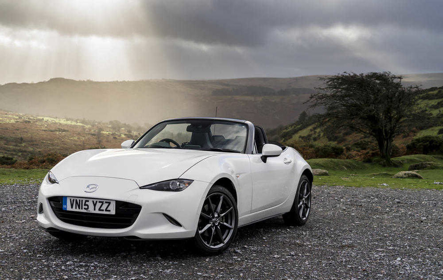Mazda MX 5   A Sports Car For All Seasons Home Design Ideas
