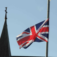 Flags only if residents consent - and for two weeks maximum