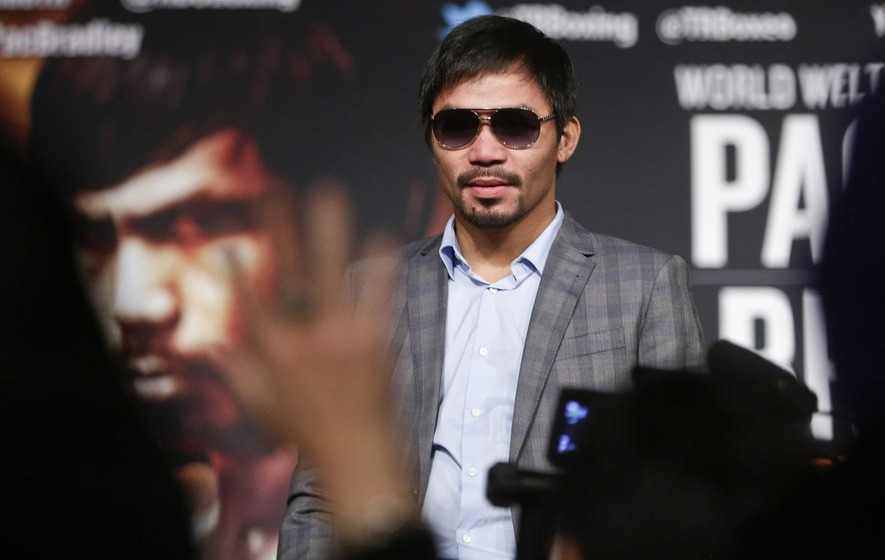Manny Pacquiao apologises for insulting attack on homosexuals