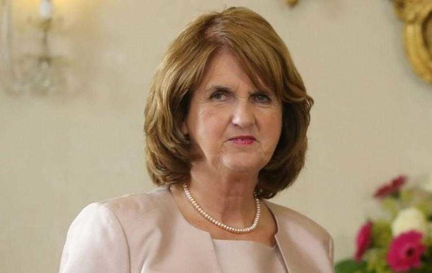 Joan Burton unbowed by pundits' TV debates verdict