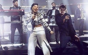 Singer Anne-Marie puts Rudimental behind her as her solo career looks set to soar
