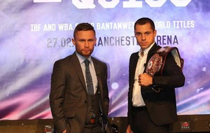 Experiences of El Paso will see Frampton through Quigg bout