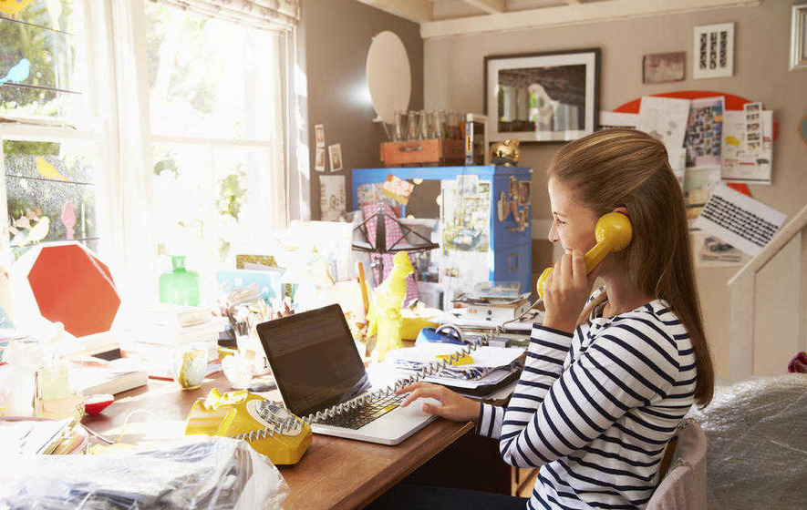 Homeworking costs for the self-employed