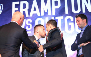 Carl Frampton looks forward to the biggest fight of his life