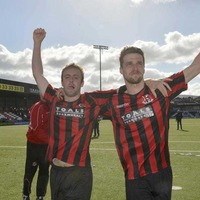 Crusaders midfielder Declan Caddell ready to slay Cliftonville's title chances