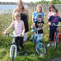 Families invited to explore Belfast by bike