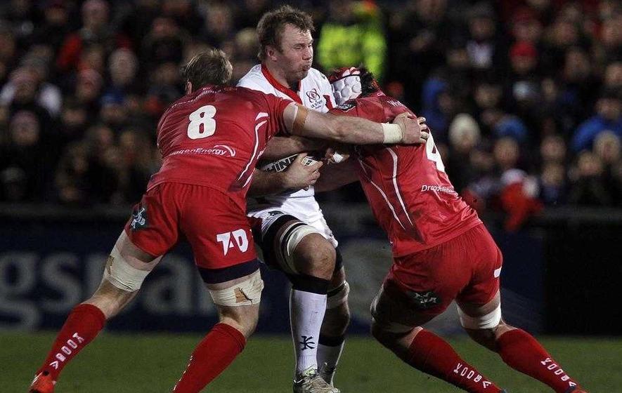 Ulster make take their chances against Scarlets - Neil Doak