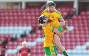 Donegal are hopeful of a comeback for Danny Cullen