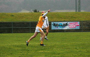NHL review: High-scoring Saffrons see off Kildare