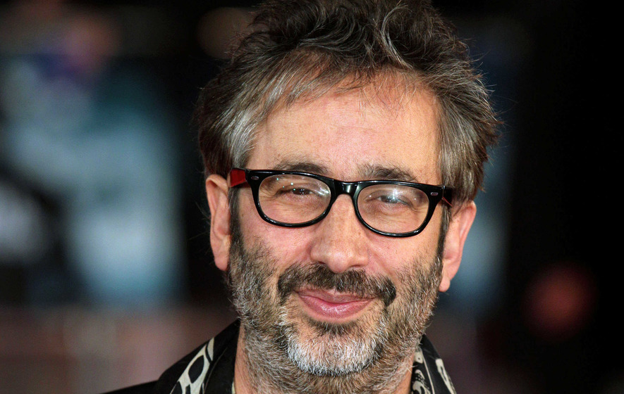 David Baddiel writes about his father's battle with dementia