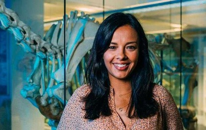 Liz Bonnin's getting girls to see the wild side of science - The