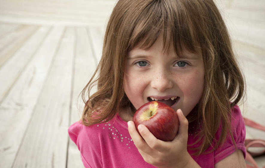 Science shows that an apple a day really can keep the doctor away