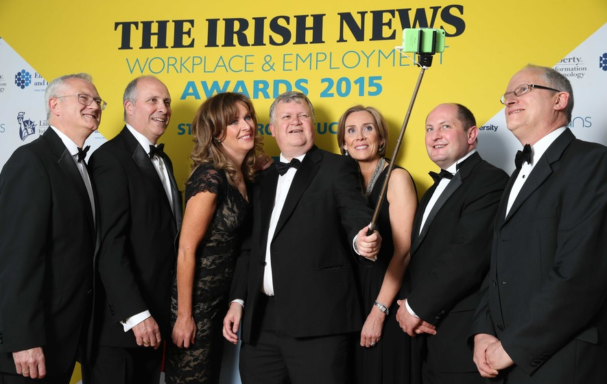 WEA winners unveiled at Titanic awards bash