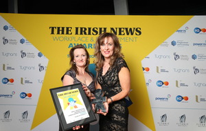The Irish News Workplace & Employment Awards Winners 2015