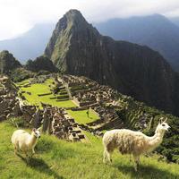Irishman getting a taste of the high life in Peru and Bolivia